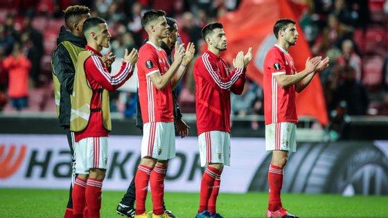André Almeida, Gabriel, Jardel, Seferovic e Ivan Zlobin estão recuperados dos problemas que tinham