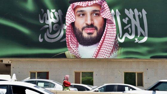 Organizações de direitos humanos acusam as autoridades sauditas e o príncipe herdeiro Mohammed bin Salman de deter ilegalmente centenas de pessoas