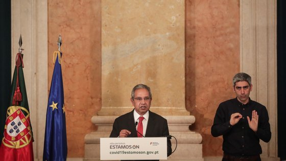 O ministro do Planeamento diz que do total de fundos ainda disponível no programa, mais de 500 milhões de euros entraram em circulação na economia, entre março e abril
