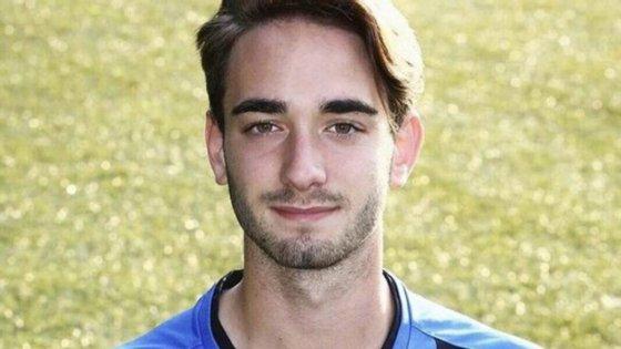 Em comunicado, a Atalanta, equipa da primeira liga italiana, manifesta pesar pela morte do médio