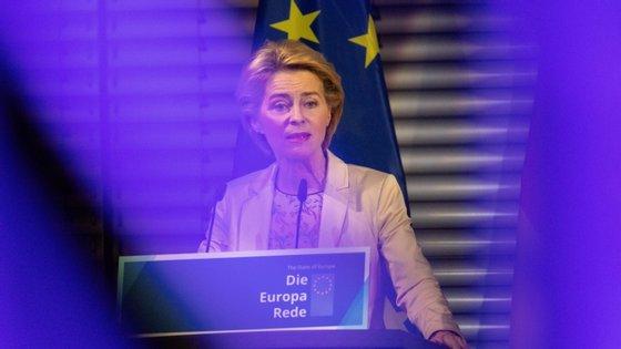 Presidente da Comissão Europeia tomou posse a 1 de dezembro de 2019