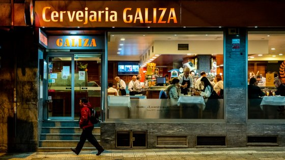 A luta dos trabalhadores da Galiza gerou no Porto uma vaga de solidariedade, com visitas de várias personalidades e políticos