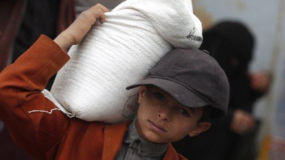 """A UNICEF alerta para o impacto da pandemia nas crianças ciganas, que vivem em situações de maior vulnerabilidade e """"algumas em situação de efetiva carência"""""""