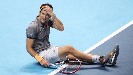 O tenista austríaco é o atual número 3 do ranking ATP