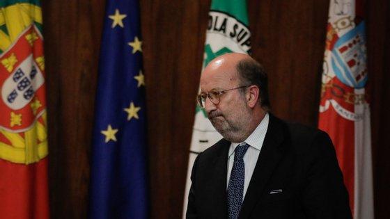 Matos Fernandes esteve a prestar esclarecimentos na Comissão de Economia, Inovação Obras Públicas e Habitação
