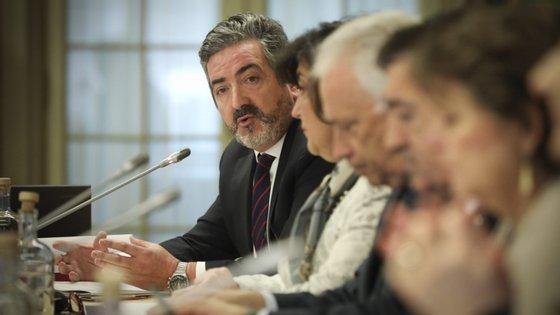 Joaquim Evangelista, presidente do Sindicato de Jogadores, explicou à Rádio Observador importância da reunião para os atletas
