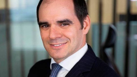 """António Simões está """"entusiasmado"""" por assumir as novas funções, descreveu"""