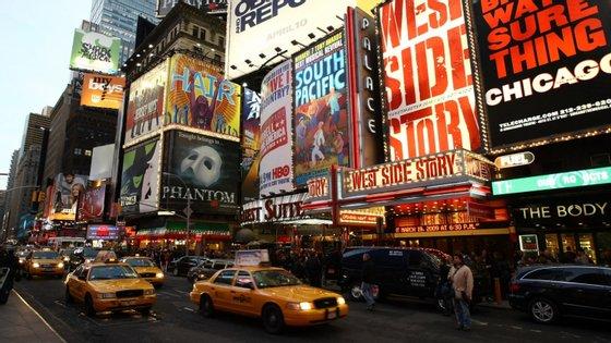 Nunca a Broadway esteve encerrada tanto tempo desde que foi erguida, no final do século XIX