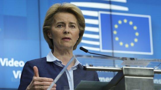 Será ainda com tudo em aberto, incluindo o montante global do fundo — que deverá ascender a 1,5 biliões de euros — que terá esta quarta-feira lugar esta discussão