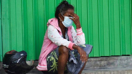 Filomeno Paixão comentava relatos de vários residentes em Díli, à agência Lusa, de que agentes da Polícia Nacional de Timor-Leste estão impedir que as pessoas corram na rua, mesmo que sozinhas
