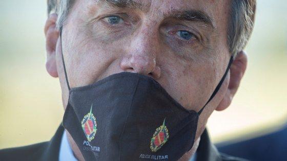 Bolsonaro tem sido um dos líderes mais céticos em relação à gravidade do novo coronavírus