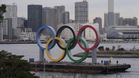 Após a declaração de pandemia, em 11 de março, os Jogos Olímpicos Tóquio2020 foram adiados