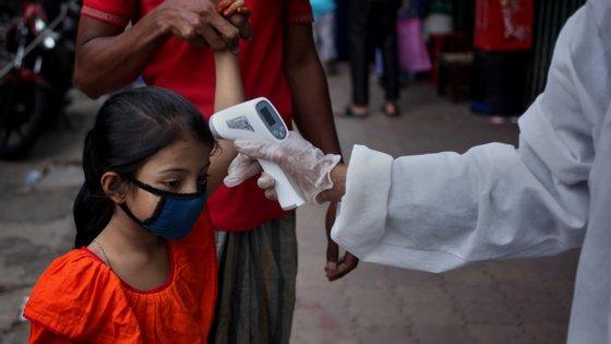 O estudo em questão foi levado a cabo por um grupo de médicos da unidade pediátrica do Hospital Papa Giovanni XXIII, em Bérgamo, cidade italiana localizada na Lombardia, região duramente afetada pela pandemia