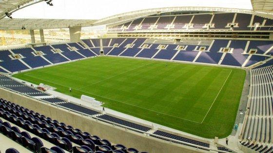FC Porto deverá realizar os cinco jogos como visitado até ao final da Primeira Liga no Dragão, que recomeça a 4 de junho