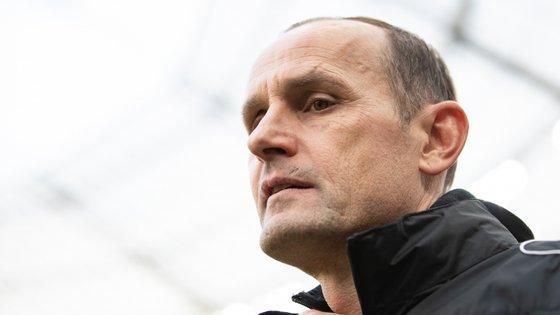 O treinador alemão ia estrear-se ao comando da equipa da Bavária