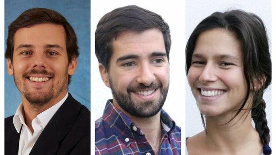 A WeChangers foi criada por Maria Ferreira da Silva, Duarte Melo Ribeiro e Bernardo Janson