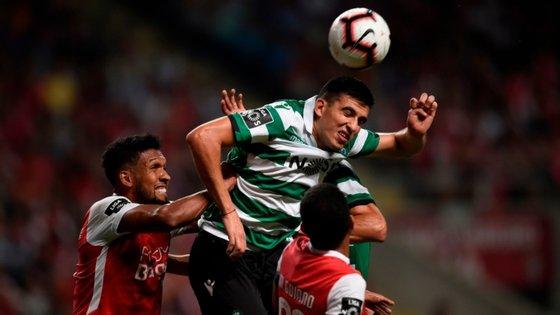 Battaglia foi contratado pelo Sporting ao Sp. Braga em 2017, rescindiu no verão de 2018 após o ataque à Academia mas voltou a Alvalade