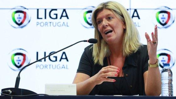 Sónia Carneiro, diretora-executiva da Liga