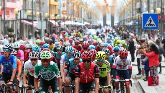 A prova de ciclismo terá este ano menos um dia