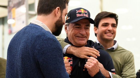 """Tenho a certeza de que ele surpreenderá todos os fãs da Ferrari, como aconteceu na McLaren"", disse o piloto de ralis"