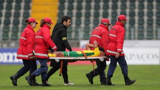 João Pedro Mendonça lembrou que os 18 clubes que participam na I Liga em Portugal têm profissionais que acompanham o trabalho realizado pelos jogadores de forma a evitar lesões
