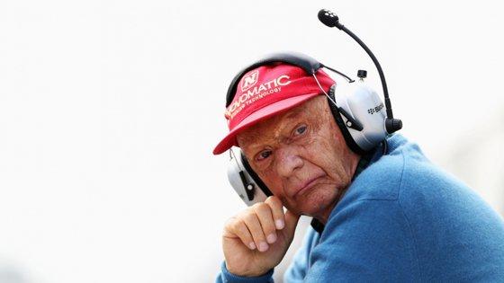 O antigo piloto austríaco morreu aos 70 anos, menos de um ano depois de ser submetido a um transplante de pulmão