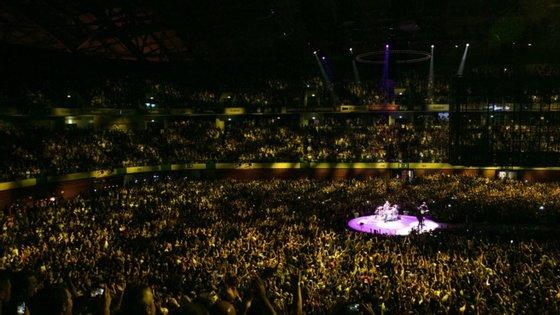 Cadeira Solidária: a Altice Arena vende dois dos seus lugares VIP para apoiar artistas
