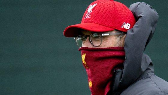 O técnico alemão acredita que o ambiente é suficientemente seguro para que os jogadores iniciem uma primeira fase de treinos