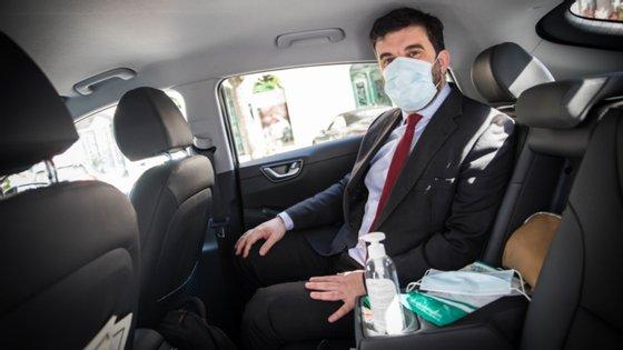 """""""Seria muito danoso para o sistema se oportunisticamente alguém pudesse tirar partido das circunstâncias"""" excepcionais que vivemos em tempos de pandemia"""", afirmou Tiago Brandão Rodrigues"""
