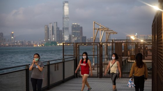 Paciente zero tinha sido detetado em Hong Kong