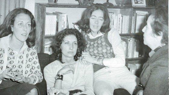 """As escritoras d'As Novas Cartas Portuguesas"""" ficaram conhecidas por serem """"As Três Marias"""""""
