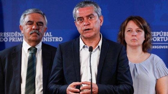 """No plano político, o deputado do PEV considerou que """"ainda é cedo"""" para definir uma posição sobre diplomas do Governo"""