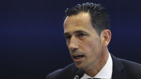 Pedro Proença quer deixar alinhavado aumento das instalações da Liga numa altura em que futuro na liderança do órgão está em discussão