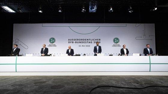 A DFB enfrenta uma possível perda de quase 77 milhões de euros no pior dos cenários