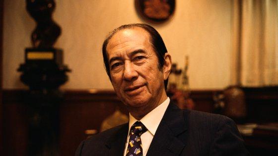 Stanley Ho tinha 98 anos