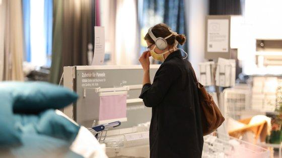 O estudo de abril colocou a confiança do consumidor alemão em 23,1 pontos negativos em maio