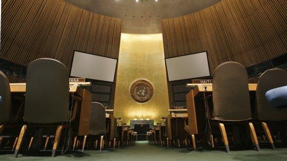 """Os EUA consideram que as recentes ações das autoridades chinesas """"minam fundamentalmente o elevado grau de autonomia e liberdades garantido para Hong Kong ao abrigo da Declaração Conjunta Sino-Britânica de 1984"""""""