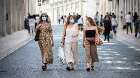 Lisboa e Vale do Tejo continua a ser a região que mais cresce em novos casos enquanto o Norte regista mais mortos