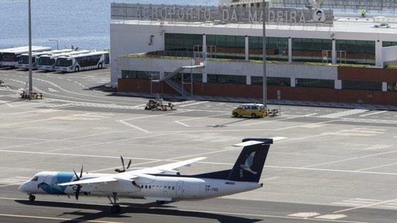 Os passageiros não terão de aguardar pelo resultado no aeroporto, sendo este comunicado posteriormente
