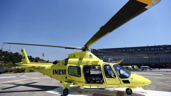 Na segunda-feira, o INEM tinha anunciado que o helicóptero de emergência posicionado no Aeródromo Municipal de Viseu ia passar a operar temporariamente no Heliporto de Salemas, em Loures