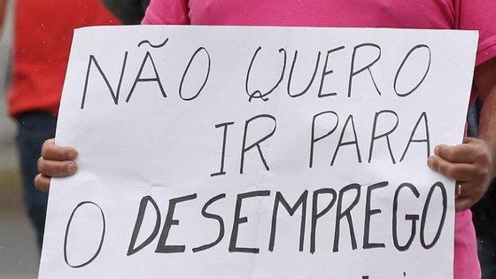 """Em dois meses, a Figueira da Foz registou """"mais 683 desempregados"""" (+33,6%, para 2.713), a segunda maior variação em percentagem"""