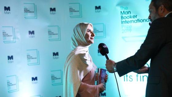 Jokha Alharti venceu o International Booker Prize no ano passado