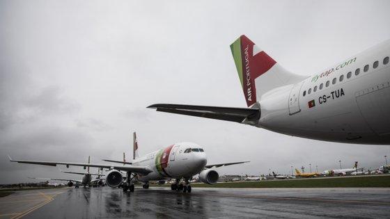 O plano de regresso à atividade da transportadora aérea previa a retoma de 27 voos semanais até ao final de junho, sendo a maioria em Lisboa