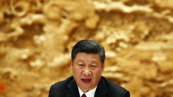Xi Jinping, presidente chinês.