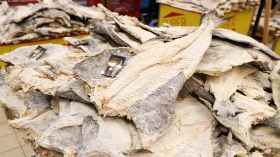 A organização diz que Portugal é o principal cliente da Noruega no setor do bacalhau, consumindo cerca de 70 mil toneladas de bacalhau seco salgado por ano
