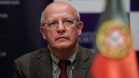 """""""A nossa posição é ao mesmo tempo a posição da NATO e a posição da UE"""", declarou o ministro"""