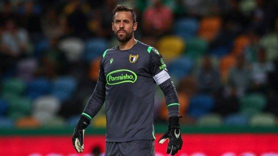 Rodrigo Defendi, capitão do Famalicão de 33 anos, jogou com o FC Porto mas falhou encontro com Gil Vicente em Barcelos