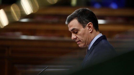 O rendimento mínimo garantido fazia parte do acordo da coligação minoritária entre o Partido Socialista Operário Espanhol (PSOE) e o Unidas Podemos (extrema-esquerda)