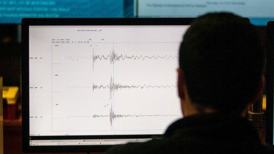 """O IPMA diz que """"até à elaboração deste comunicado não foi recebida nenhuma informação confirmando que este sismo tenha sido sentido"""""""