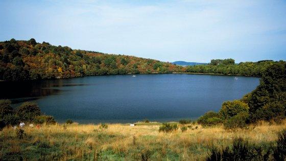 A região de Eifel é conhecida pelos lagos vulcânicos, mas a atividade geológica poderá não estar extinta como se pensava
